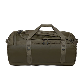 The North Face BASE CAMP 95L - Bolsa de viaje new taupe gn/new taupe gn