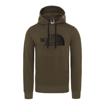Sudadera hombre DREW PEAK new taupe green