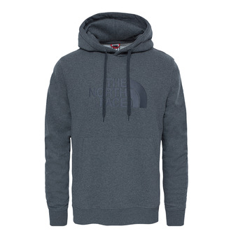 The North Face DREW PEAK - Felpa Uomo tnf medium grey heather