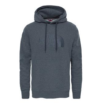 The North Face DREW PEAK - Sweatshirt - Men's - tnf medium grey heather