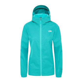 The North Face QUEST - Jacket - Women's - ion blue heather