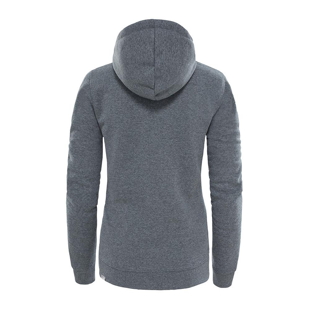 mode attrayante 100% de qualité concepteur neuf et d'occasion The North Face DREW PEAK - Sweat Femme medium grey/vintage ...