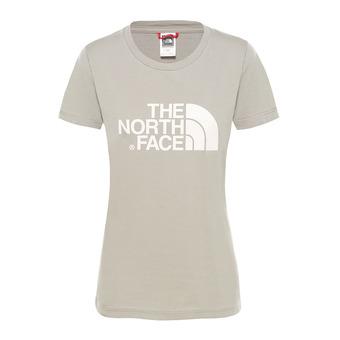 Tee-shirt MC femme EASY silt grey