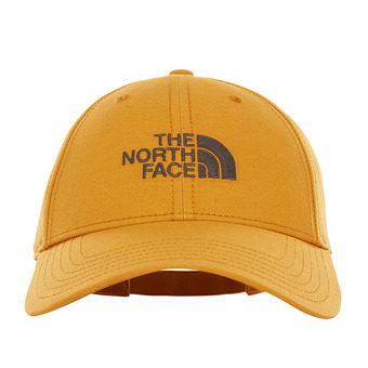The North Face 66 CLASSIC - Casquette citrine yellw/asphalt gry