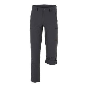 The North Face EXPLORATION - Pantalon Homme asphalt grey