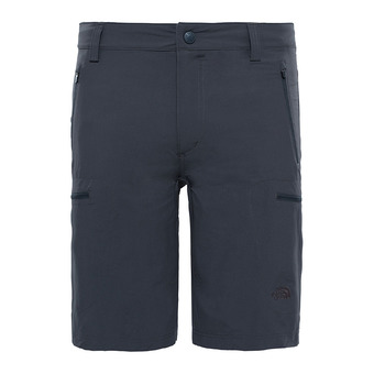 The North Face EXPLORATION - Short hombre asphalt grey