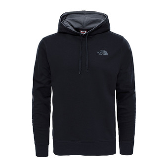 The North Face DREW PEAK PO LT - Sudadera hombre tnf black