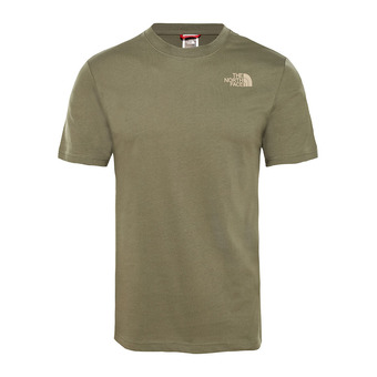The North Face RED BOX - Tee-shirt Homme new taupe green/kelp tan