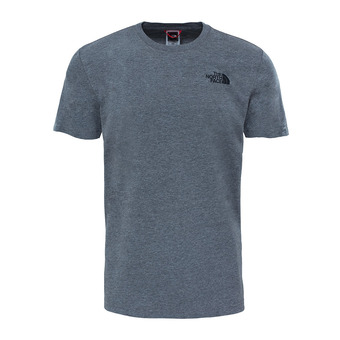 The North Face RED BOX - Camiseta hombre tnf medium grey heather
