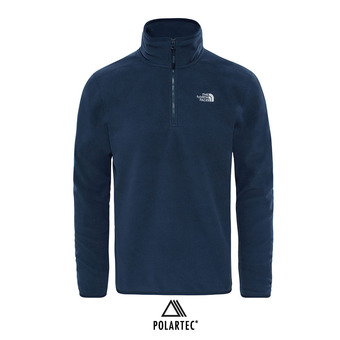 The North Face 100 GLACIER - Polaire Homme urban navy/urban navy