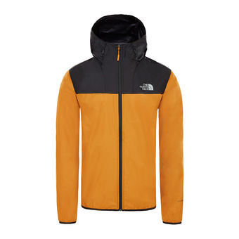The North Face CYCLONE 2 - Giacca Uomo citrine yellow/tnf black