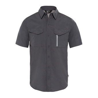 The North Face SEQUOIA - Chemise Homme asphalt grey/mid grey