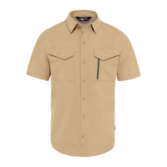 The North Face SEQUOIA - Camisa hombre kelp tan