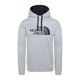The North Face SURGENT HALFDOME - Sudadera hombre tnf light grey heather