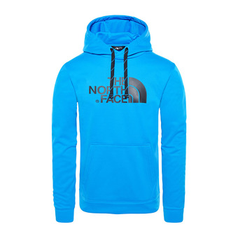 The North Face SURGENT HALFDOME - Sudadera hombre bomber blue