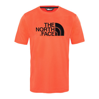 The North Face TANKEN - Camiseta hombre fiery red/tnf black