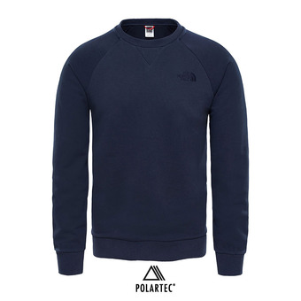 The North Face SIMPLE DOME - Sudadera hombre urban navy
