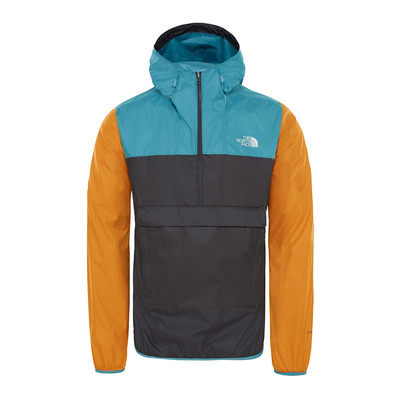 North Face FANORAK asphgrystormblu Chaqueta The hombre UMSpqzVG