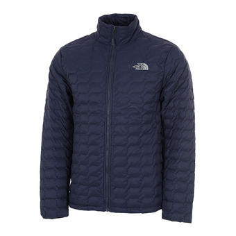 The North Face THERMOBALL - Down Jacket - Men's - urban navy matte/mid grey