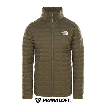 Anorak hombre THERMOBALL™ new taupe green matte