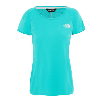 The North Face HIKESTELLER - Camiseta mujer ion blue
