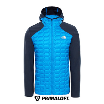 The North Face THERMOBALL - Veste hybride Homme bomber blue/urban navy