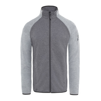1006d4d868 THE NORTH FACE. Sweat zippé homme ONDRAS II tnfblackhther/midgryhther