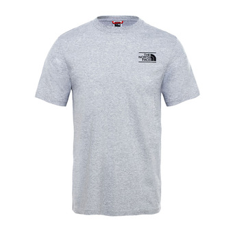 The North Face GRAPHIC - Camiseta hombre tnf light grey heather
