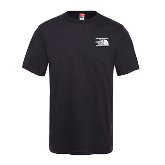 The North Face GRAPHIC - Tee-shirt Homme tnf black