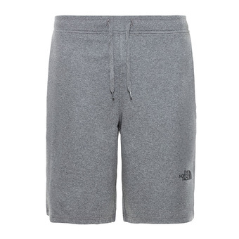 The North Face GRAPHIC - Short Homme tnf medium grey heather