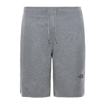 The North Face GRAPHIC - Shorts - Men's - tnf medium grey heather