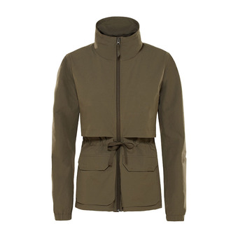 The North Face SIGHTSEER - Veste Femme new taupe green