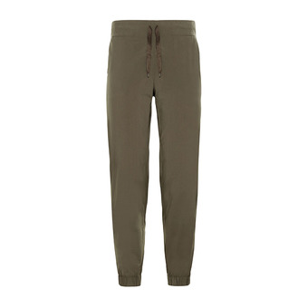 The North Face RISE & ALIGN - Pantaloni Donna new taupe green