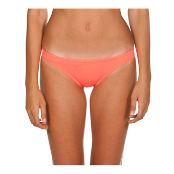 REAL BRIEF Femme SHINY PINK-YELLOW STAR