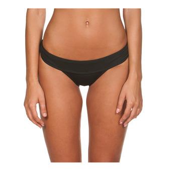 Arena DESIRE - Braguita de bikini mujer black/yellow star