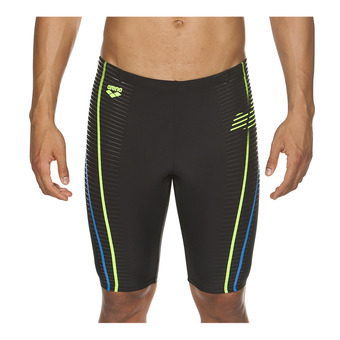 Arena ROY - Jammer hombre black/shiny green