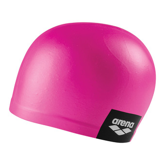 Arena LOGO MOULDED - Swimming Cap - pink