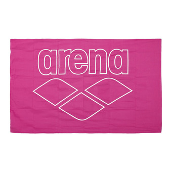 Arena POOL SMART - Toalla fresia pink/white