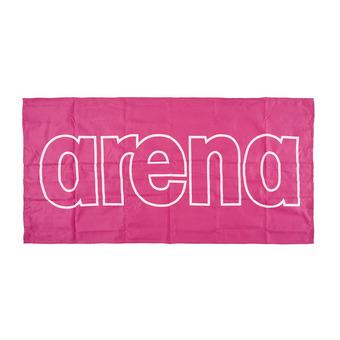 Arena GYM SMART - Asciugamano fresia pink/white