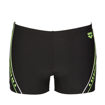 Boxer de bain homme SONAR black/shiny green