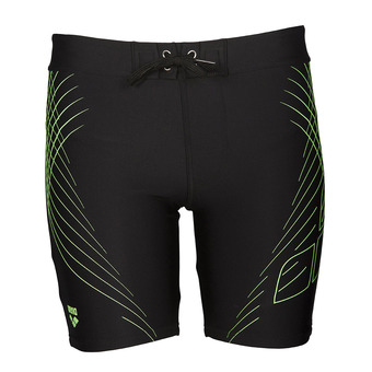Jammer homme JAVA MIDJAMMER black/shiny green