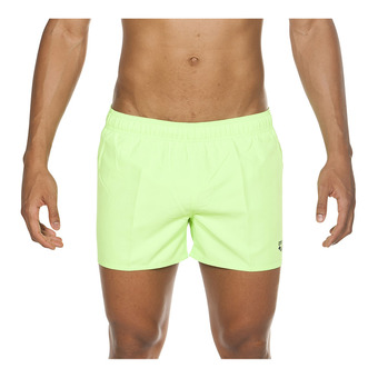 Short de bain homme FUNDAMENTALS X-SHORT shiny green/navy