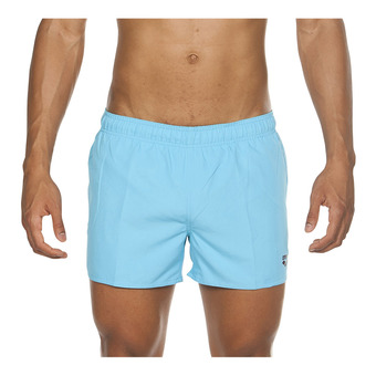 Arena FUNDAMENTALS X-SHORT - Bañador hombre sea blue/red wine