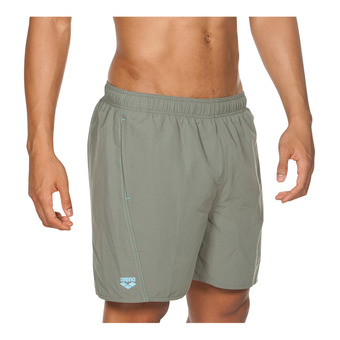 Short de bain homme FUNDAMENTALS ARENA LOGO army/sea blue