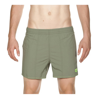 Arena BYWAYX - Short de bain Homme army/shiny green