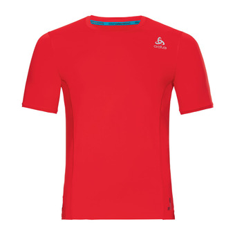 Odlo CERAMICOOL PRO - Maillot Homme fiery red