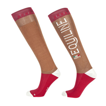 Equiline CRIME - Chaussettes mustang