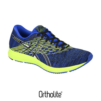 Asics GEL-DS TRAINER 24 - Chaussures running Homme illusion blue/black