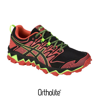 Zapatillas de trail hombre GEL-FUJITRABUCO 7 red snapper/black