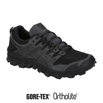 Asics GEL-FUJITRABUCO 7 GTX - Trail Shoes - Men's - black/dark grey